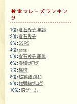 Ranking_20090831